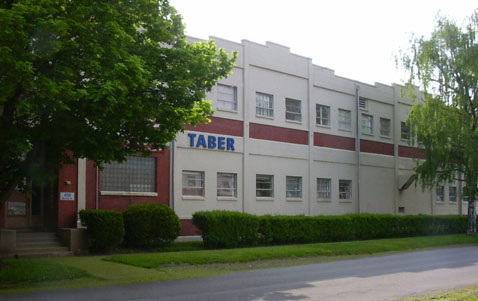 TABER Industries - North Tonawanda, NY